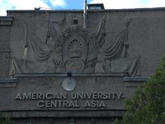 American University Central Asia in Bishkek