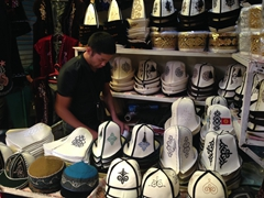 Ak kalpak traditional hats for sale