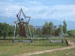 Soviet signpost