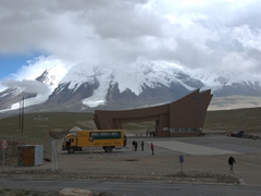 Oytagh Glacier