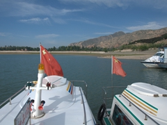 Our Yellow River speed boats
