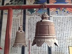Detail of Jiayuguan temple
