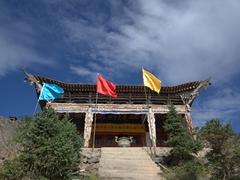 Jiayuguan temple
