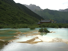 Huanglong (Yellow Dragon Valley)