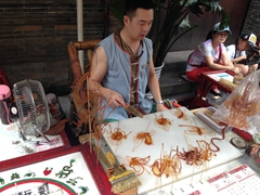 Candy maker; Chengdu