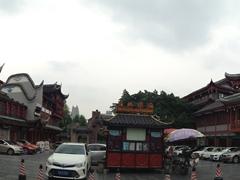 Opera street in Chengdu