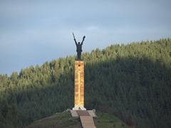 Chuanzhusi statue