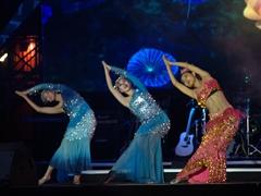 Chengdu music festival performers