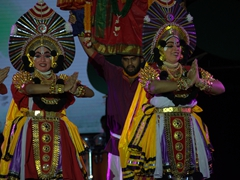India represents at the Chengdu International Music Festival