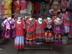 Beautiful ethnic outfits for sale; Kunming