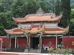 Lingshan Temple; Xichang