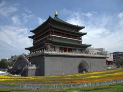 Bell Tower; Xi'an