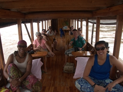 Taking the slow boat to Pak Ou Caves