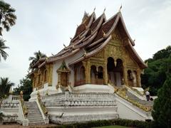 Wat Ho Pha Bang; Luang Prabang