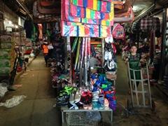 Phosy Market; Luang Prabang