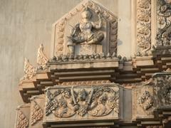 Detail of Patuxai