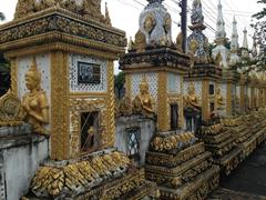 Detail of Wat Si Suman