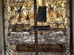 Gates at Pha That Luang
