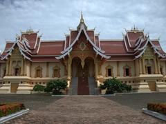 Wat That Luang Neua temple; Vientiane