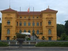 Presidential Palace; Hanoi