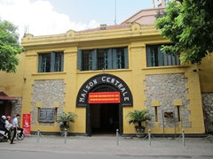 """Hanoi Hilton"" - Hoa Lo Prison which became infamous during the Vietnam War"