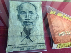 Portraits of Uncle Ho (Ho Chi Minh); Hanoi Military Museum
