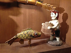 Water puppets; Ethnology Museum