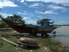 Shipyard; Cam Kim Island