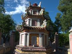 Chuc Thanh Pagoda. Founded in 1454 by a Buddhist monk from China, this is the oldest pagoda in Hoi An