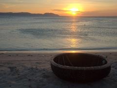 Sunrise at Jungle Beach