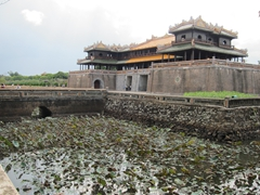 Entrance to the Imperial City of Hue