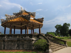 Imperial City Pavilion; Hue