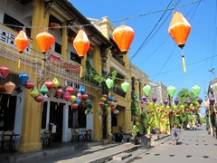 Colorful lanterns of Hoi An