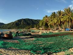 Fishing nets; Ninh Phuoc