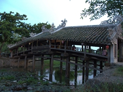 Thanh Toan (Japanese Covered Bridge); Hue