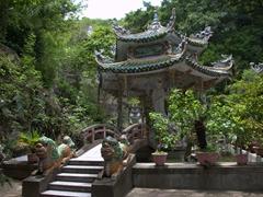 Temple on Marble Mountain