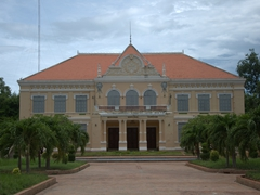 Provincial Governor's Palace; Battambang