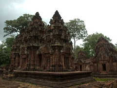 Beautiful Banteay Srei