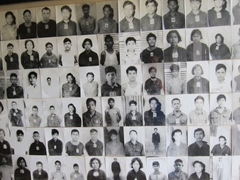 "Over 20,000 prisoners were tortured into giving ""confessions"" at the Tuol Sleng S-21 prison. Only 7 men survived the purge"