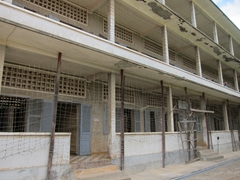 Tuol Sleng Genocide Museum (S-21 Prison) - a must visit for anyone who wants to learn more about Cambodia's devastating history under the Khmer Rouge