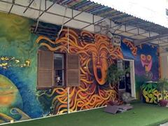 Battambang street art