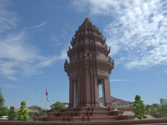Independence Monument; Phnom Penh