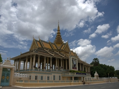 Royal Palace; Phnom Penh