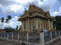 Wat Sanker; Battambang