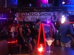 Patpong go-go bar scene