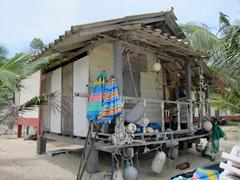 Lamai Beach shack; Ko Samui