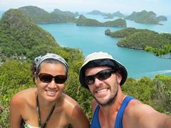 Selfie at Ko Wau Talap Island