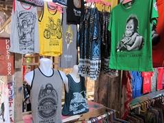 Bukit Lawang souvenir t-shirts
