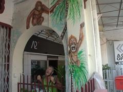 Orangutan time!