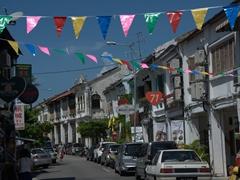 Georgetown street scene
